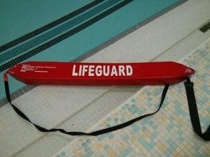 lifeguard pad