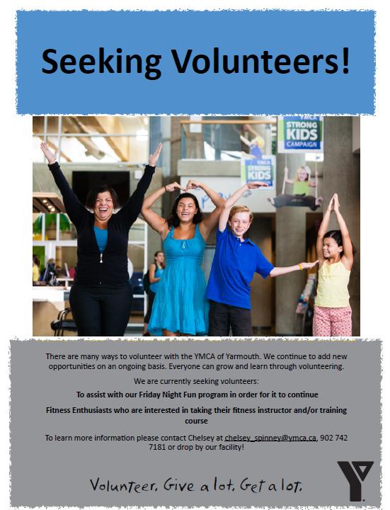 volunteer poster pic