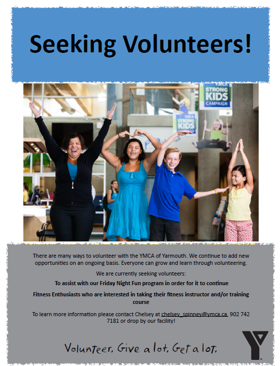 volunteer poster pic