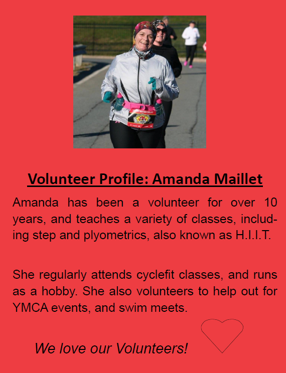 volunteer profile amanda