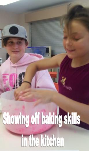 baking skills